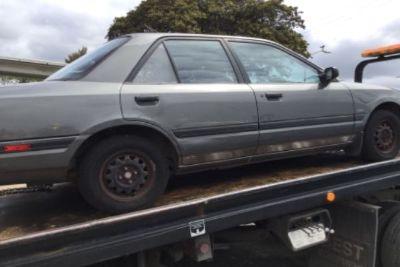 1992 Mazda Protege