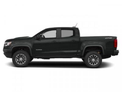 2019 Chevrolet Colorado 4WD Work Truck (Shadow Gray Metallic)