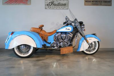 2018 Indian Chief Vintage ABS Cruiser Motorcycles Saint Paul, MN