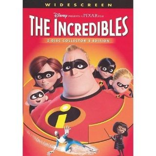 ISO The Incredibles DVD