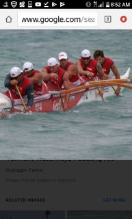 OUTRIGGER TEAM...FITNESS TRAINING