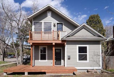Gorgeous 3BD/2.5BA Downtown Boulder Home- Completely renovated!