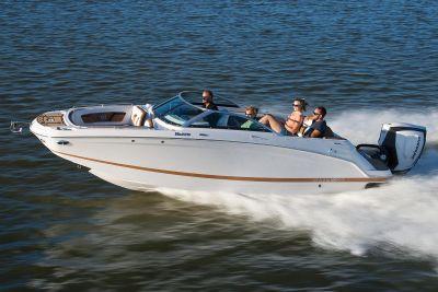 2018 Four Winns HD220 OB Deck Boats Afton, OK