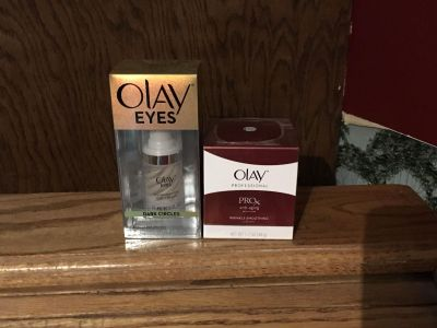 New Olay Professional Anti-Aging Regiment