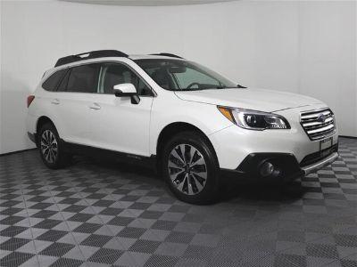 2017 Subaru Outback (Crystal White Pearl)