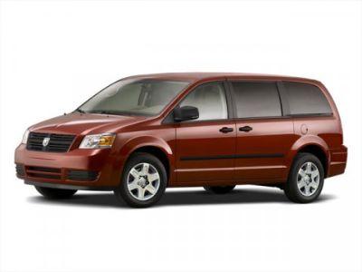 2009 Dodge Grand Caravan C / V (Bright Silver Metallic)