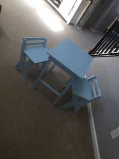 Children s table and chairs