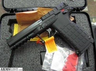 For Sale: Kel-Tec PMR-30 Black PMR 30