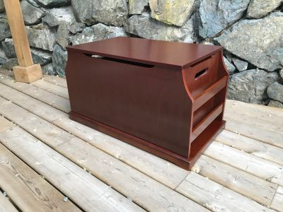 Wood Toy Box (Delta Children)