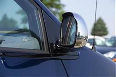 Purchase Putco 401115 Mirror Cover ABS Plastic Chrome Finish Ford Expedition Pair motorcycle in Tallmadge, Ohio, US, for US $72.97