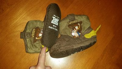Slippers med 7-9 toy Story boots