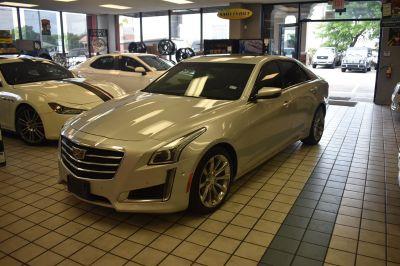 2016 Cadillac CTS Premium (Silver)