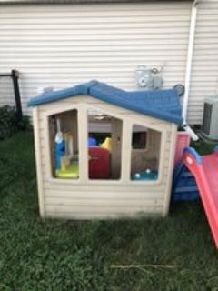 play house with cookie monster stove