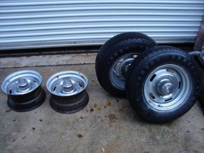 "Buy Set of 4 15"" Corvette Ralley Rims motorcycle in Boynton Beach, Florida, US, for US $250.00"