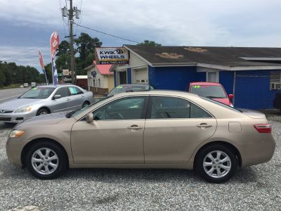 2008 Toyota Camry Base (Gold)