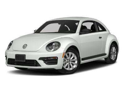 2017 Volkswagen Beetle 1.8T PZEV (Platinum Gray Metallic)