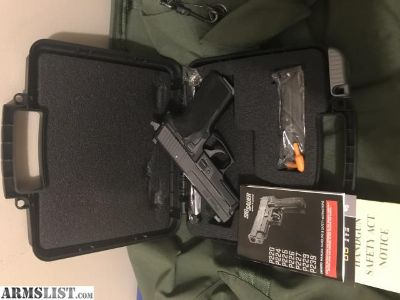 For Sale: P229 9mm with Factory X Ray night sight