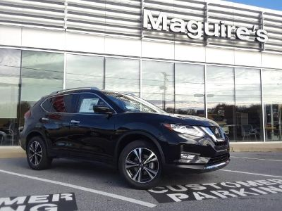 2019 Nissan Rogue SV (G41/MAGNETIC Black)