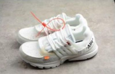 Air prestos off-white... shipping only