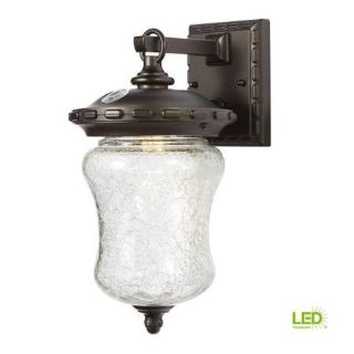 Dusk to Dawn Outdoor Led Wall Mount Lantern - New!
