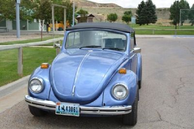 1971 VW Convertible Bug