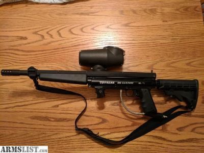 For Sale/Trade: Ultimate Tippmann 98 paintball bundle