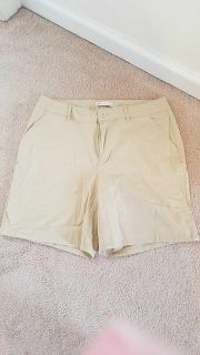 Cato brand size 10 shorts. Meet at Griffin Walmart