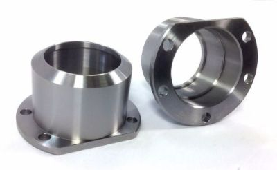 Purchase Chrysler Mopar 8.75 8 3/4 Dana 60 Housing End, PAIR weld-on Billet Steel motorcycle in Polson, Montana, United States, for US $75.00