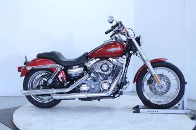 2008 Harley-Davidson Dyna Super Glide Custom Cruiser Motorcycles Adams, MA