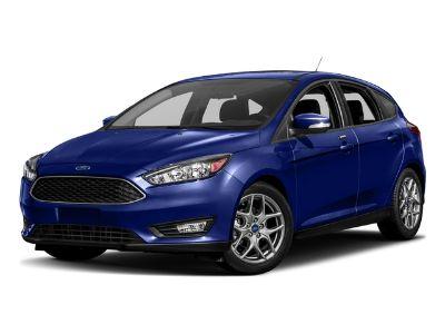 2018 Ford Focus SEL (Blue)