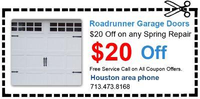 Amazing Garage Door Repair Service in Houston TX