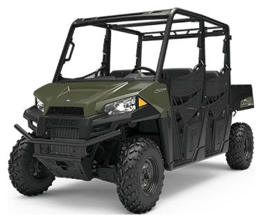 2019 Polaris Ranger Crew 570-4 Side x Side Utility Vehicles Tyler, TX