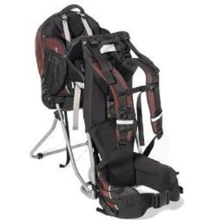 REI piggyback hiking carrier