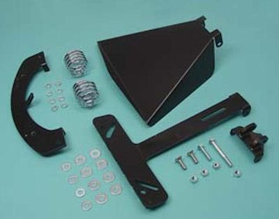 Find SOLO SEAT HARDWARE MOUNT KIT 2004-2006 HARLEY SPORTSTER XL 883 1200 motorcycle in Zieglerville, Pennsylvania, US, for US $129.95