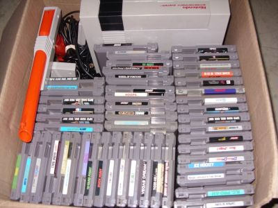 nintendo and 45 games