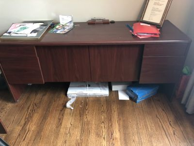 Free credenza- curbside