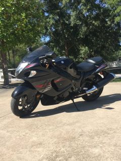 2012 Suzuki GSX1300R SuperSport Motorcycles Fayetteville, GA