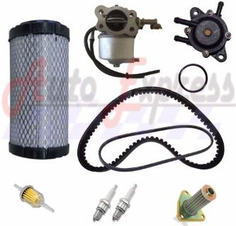 Buy Gas Golf Cart Tune Up Kit 96+ EZGO TXT ST350 Carburetor Fuel Pump Drive Starter motorcycle in Lapeer, Michigan, United States, for US $120.98