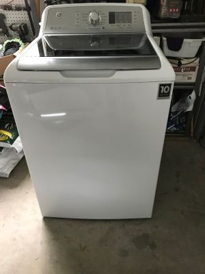 White Top Loader Washing Machine for sale