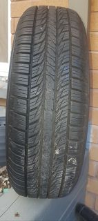 4 Summer tires 175/65 R 14 for sale, hardly used. Please call 5147911282 for more info.