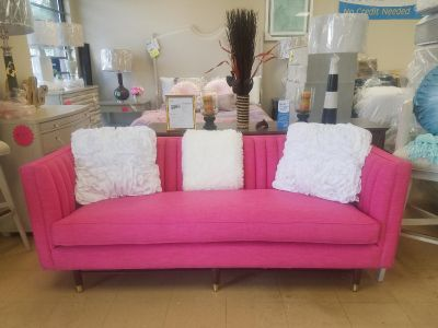 Sofa 3 body color pink