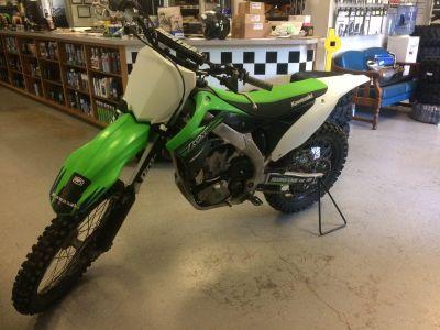 2015 Kawasaki KX 450F Motocross Motorcycles Cumberland, MD