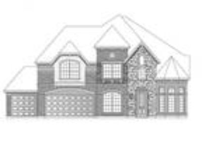 The Fenestra - 3rd Car Garage by Grand Homes: Plan to be Built