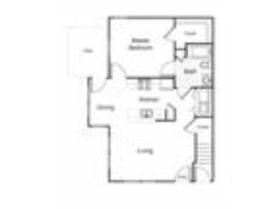 Matthew Henson Apartments - 1 BR Garden