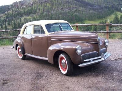 1941 Studebaker Commander for sale in Bellvue, CO.