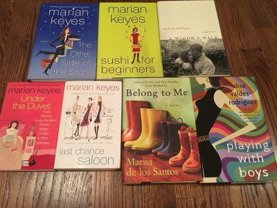 Chic Lit books
