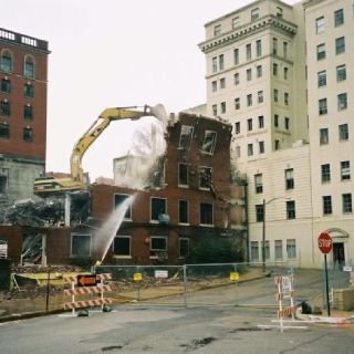 Partial Demo - Demolition & Removal