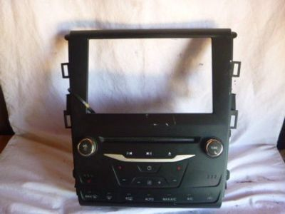Find 13 14 15 16 Ford Fusion OEM Radio Control Panel ES7T-18E245-SB C55411 motorcycle in Williamson, Georgia, United States, for US $95.00