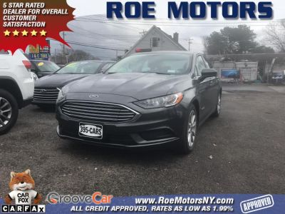2017 Ford Fusion Hybrid SE FWD (Magnetic)