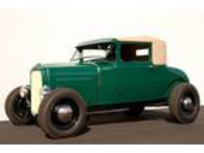 1931 Ford Model A Steal Body V8